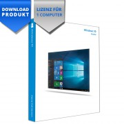 Windows 10 Home - 32/64-Bit - for 1 Computer