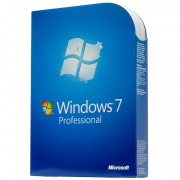 Windows 7 Professional - 32/64-Bit - for 1 Computer